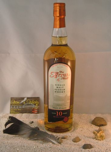 The Arran Malt 10