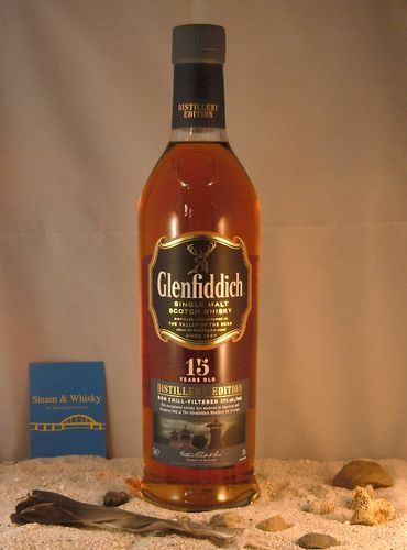 Glenfiddich 15 Distillery Edition