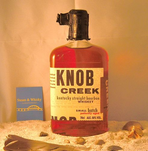 Knob Creek Patienty Aged Small Batch