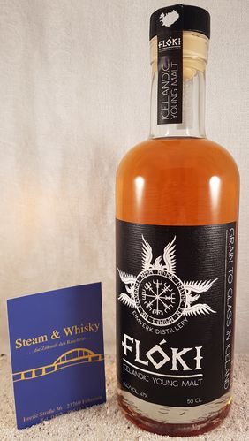Floki Icelandic Young Malt First Edition