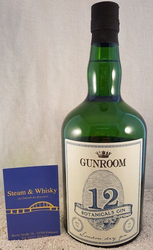 Gunroom 12 Botanicals Gin